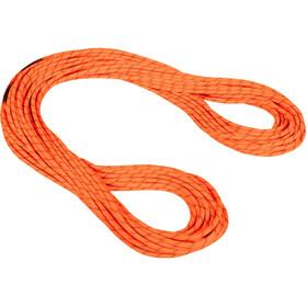 Mammut 8.0 Alpine Dry Rope 50m safety orange-boa